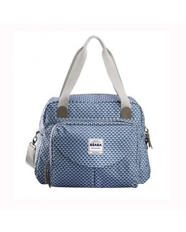 SAC GENEVE II PLAY PRINT BLUE