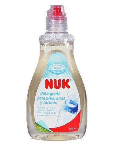 Detergente para biberones y...
