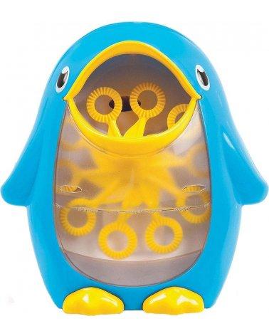 Pinguino Burbujas de Jabón
