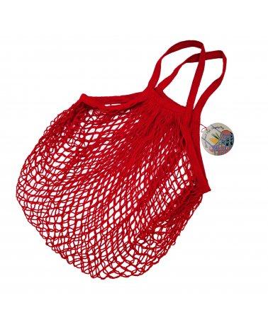 Bolsa Red de Malla Estilo...
