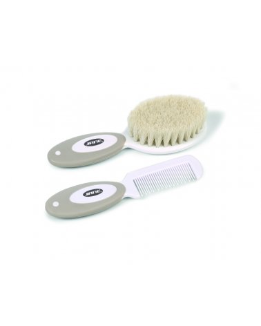 Set cepillo y peine maternal