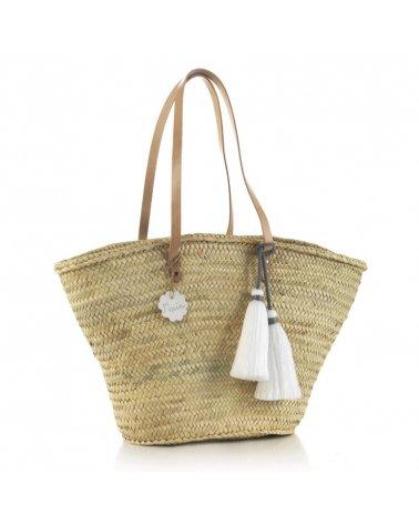 Bolso Palma de playa Tassel...