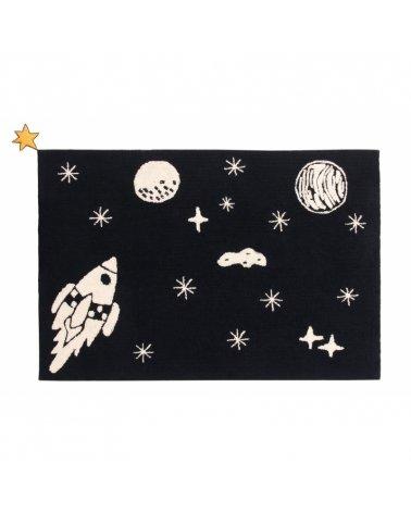 Alfombra Lav.Universe 140x200