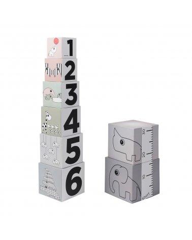 Cubos apilables 123 de Done...