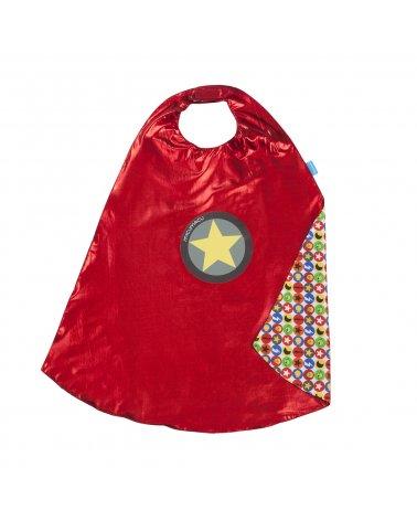 Capa roja estrella Micumacu