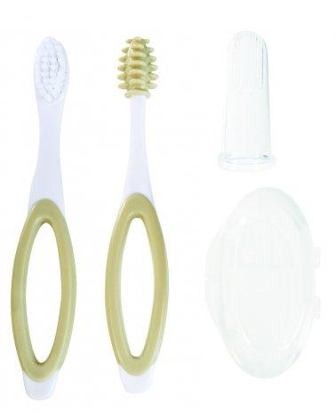 Set cepillo de dientes Tigex
