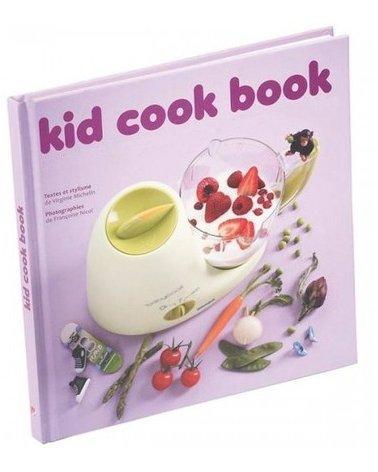 Libro de cocina Kid Cook Beaba