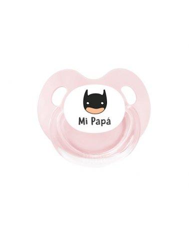 Chupete Retro Heroe Mi Papá...