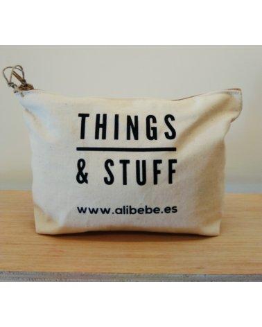 Neceser algodón Things & Stuff