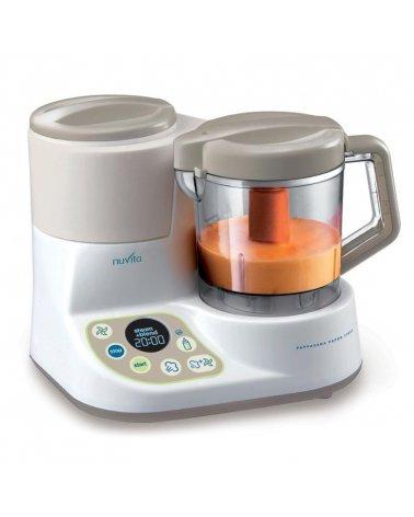 Robot de cocina al vapor...
