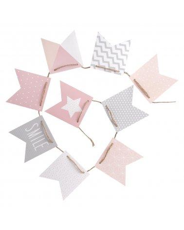 Guirnalda de papel