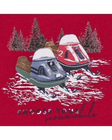 """CAMISETA M/L """"SNOWMOBILE"""""""