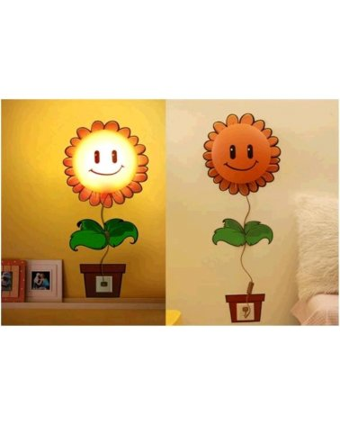 LAMPARA DE PARED SUNFLOWER