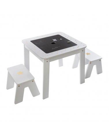 Mesa reversible con 2...