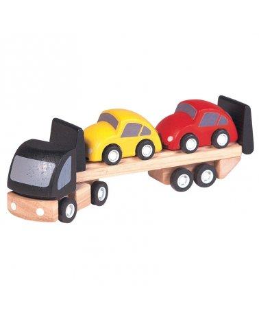 Juguete de madera Camión de...