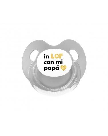 Chupete Retro In Lof Papa...