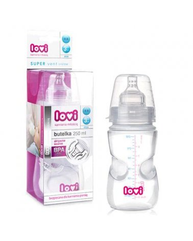 BIBERON SUCCION ACTIVA 250ML