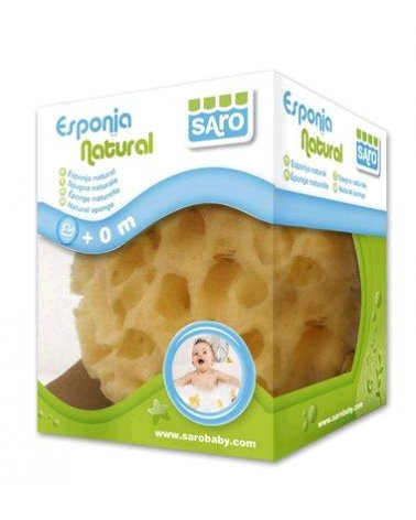 ESPONJA NATURAL SARO