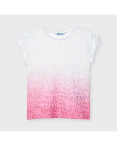 Camiseta m/c tye dye Mayoral