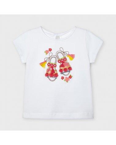 Camiseta m/c sandalias Mayoral