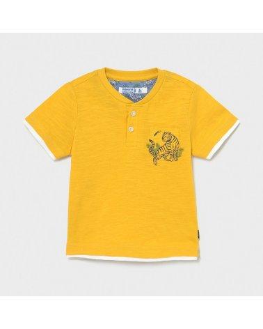 Camiseta m/c panadera Mayoral