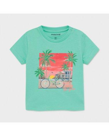 Camiseta m/c bicicleta Mayoral