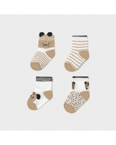 Set 4 calcetines