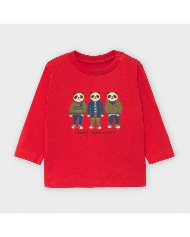 """Camiseta m/l """"friends"""" Mayoral"""