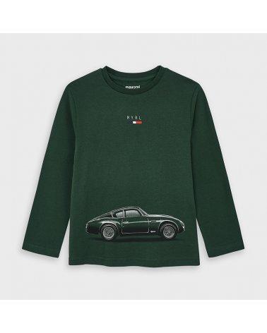 Camiseta m/l coche Mayoral