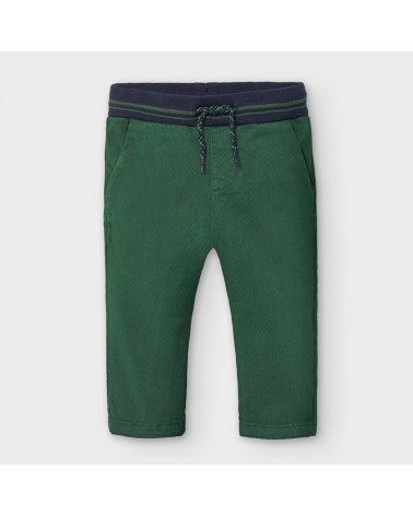 Pantalon chino print patente Mayoral
