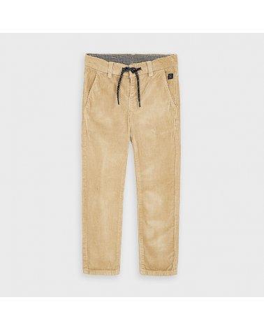 Pantalon chino pana Mayoral