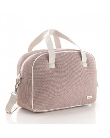 Bolso Maternal Prome London Rosa de Cambrass