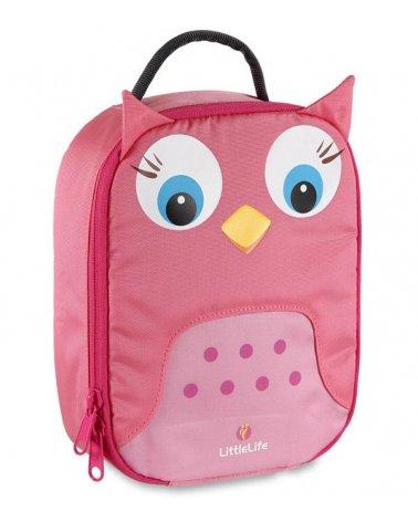 BOLSA ANIMAL LUNCH PACK OWL