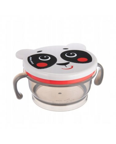 Bol Dispensador de Merienda Panda de Canpol Babies