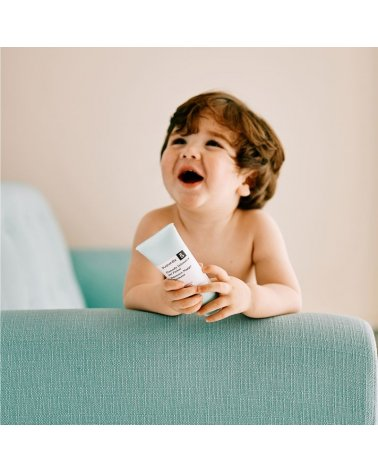 Canastilla para Bebé Cosmética en Cubo de Metal de Suavinex