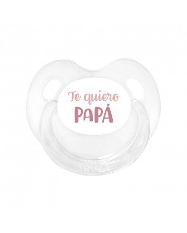 Pack de Regalo Te Quiero Papá Rosa de Tutete