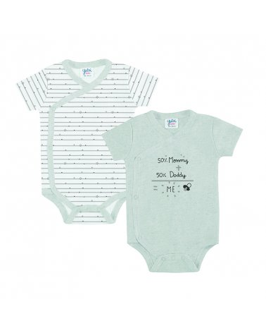 "Baby Set Body ""Me"" Yatsi"