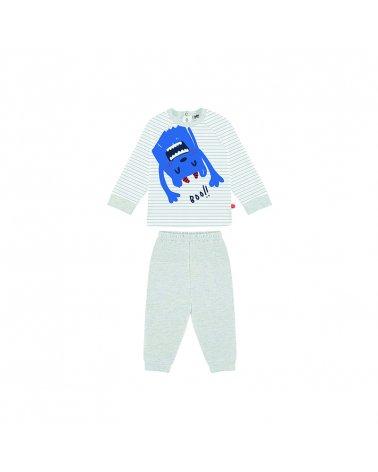"""Baby Boy Pijama """"Boo!"""" Yatsi"""