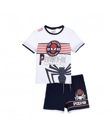 Conjunto Spiderman Suncity