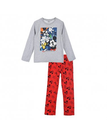 Pijama Largo Jersey Mickey Suncity