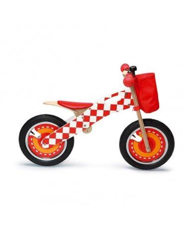 Bicicleta de Madera sin...