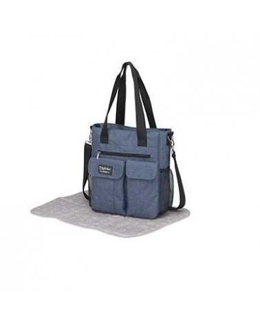 BOLSO CARRY+CAMB. DENIM...