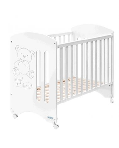 Cuna Sweet bear 120x60 de...