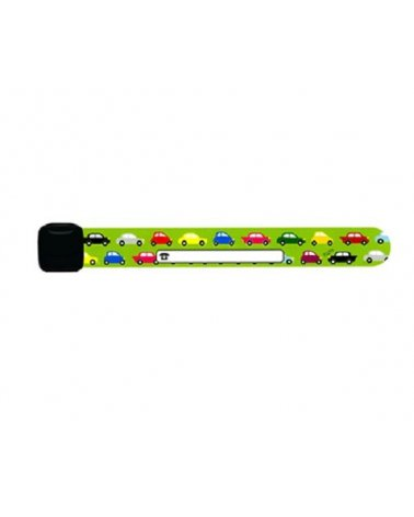PULSERA INFOBAND COCHES